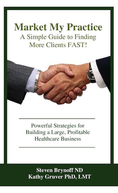 Download Market My Practice Book Cover